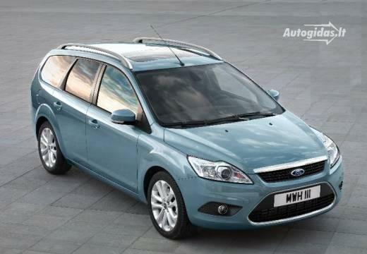 Ford Focus 2010-2011