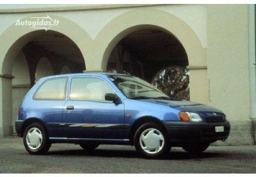 Toyota Starlet 1998-1999