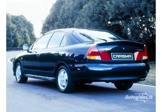 Mitsubishi Carisma 1998-1999