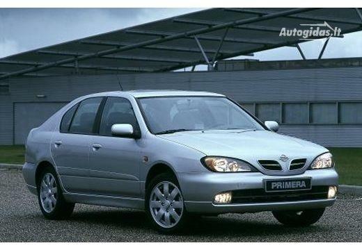 Nissan Primera 1999-2000