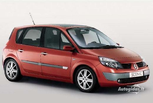 Renault Scenic 2003-2005