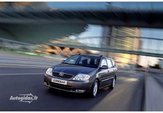 Toyota Corolla 2003-2003