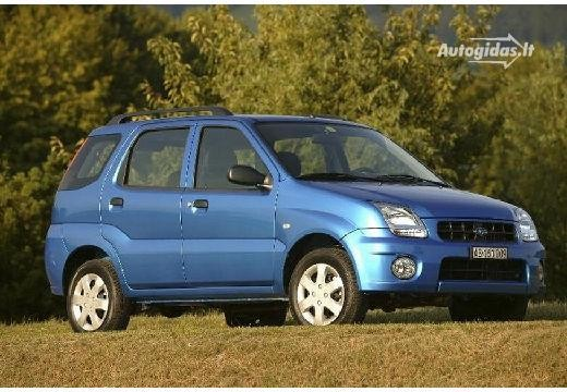 Subaru Justy 2003-2007