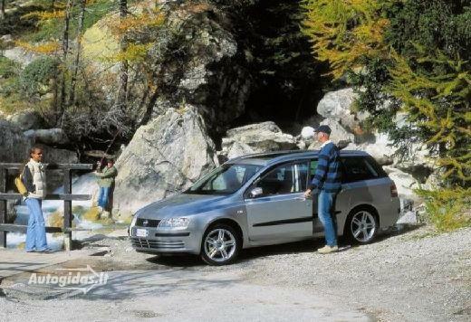 Fiat Stilo 2006-2008