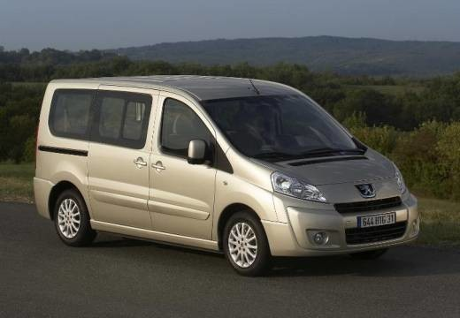 Peugeot Expert 2007-2009
