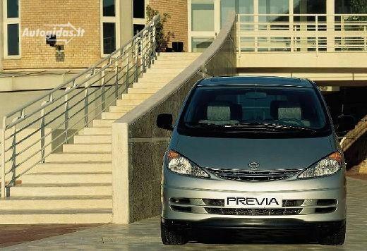Toyota Previa 2001-2003