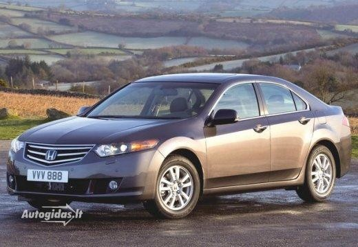 Honda Accord 2008-2009