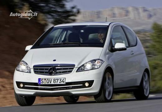 Mercedes-Benz A 200 2008-2010