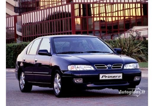 Nissan Primera 1996-1998