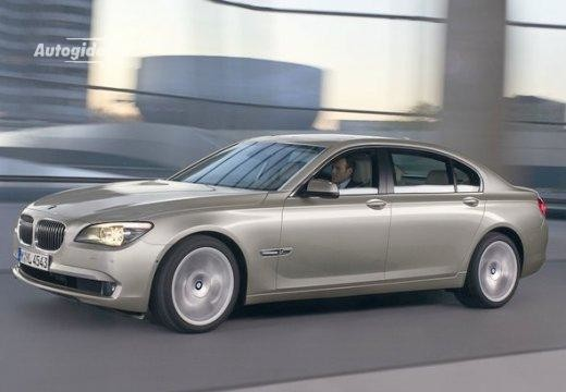 BMW 730 2008-2015
