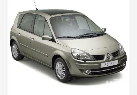 Renault Scenic 2008-2009