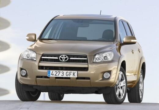 Toyota RAV-4 2009-2009