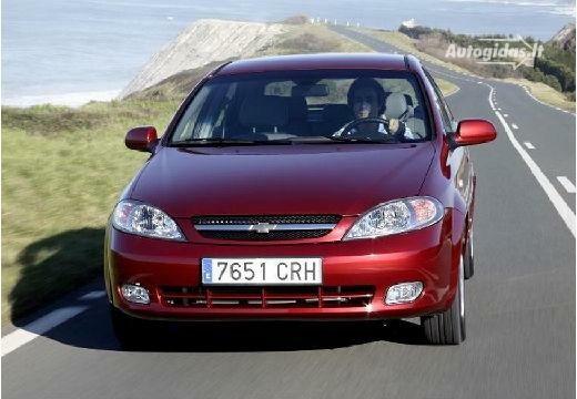 Chevrolet Lacetti 2009-2010
