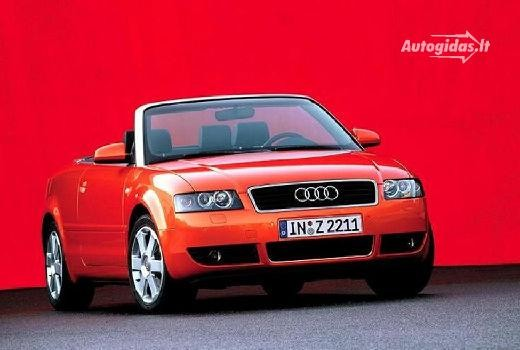 Audi A4 2002-2005