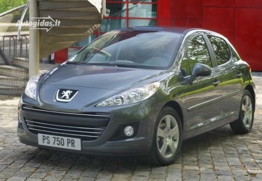 Peugeot 207 2009-2012