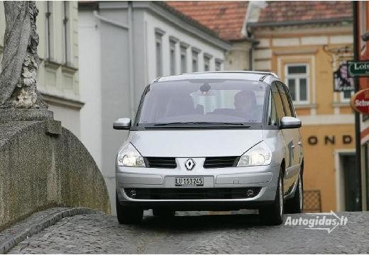Renault Espace 2010-2011