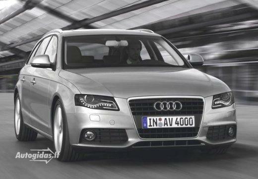 Audi A4 2011-2011