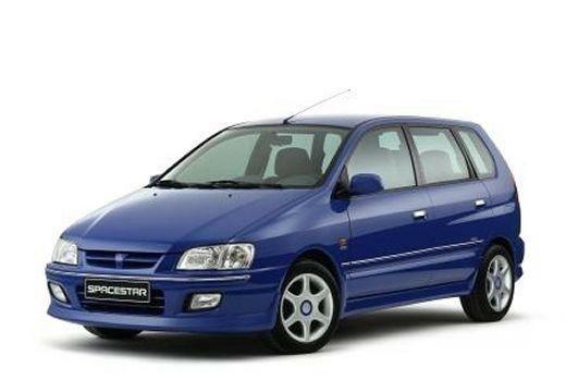 Mitsubishi Space Star 1999-2000