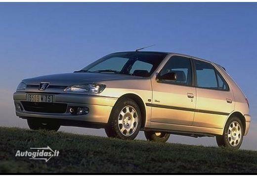 Peugeot 306 2000-2001