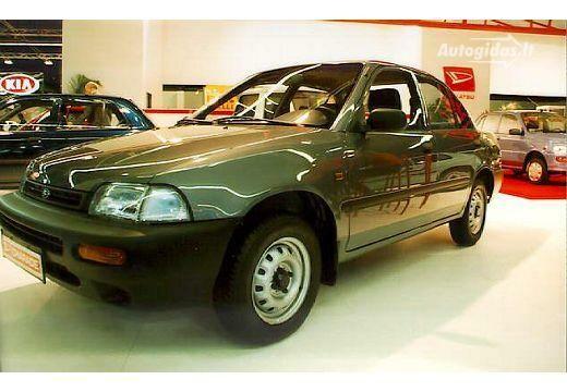 Daihatsu Charade 1996-1997