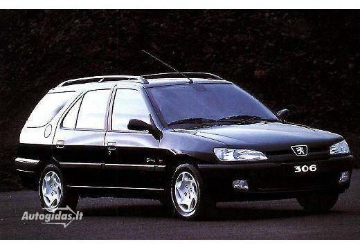 Peugeot 306 2000-2002