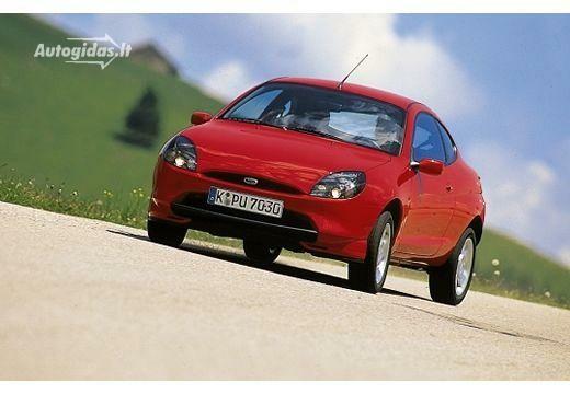 Ford Puma 2000-2001