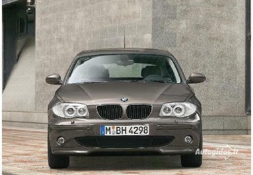 BMW 118 2005-2007