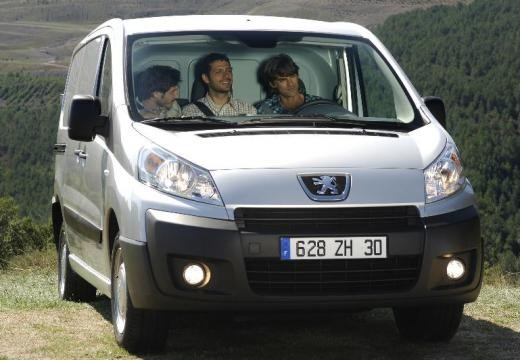 Peugeot Expert 2007-2012