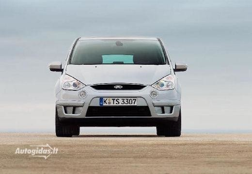 Ford S-Max 2007-2008
