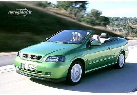 Opel Astra 2001-2003