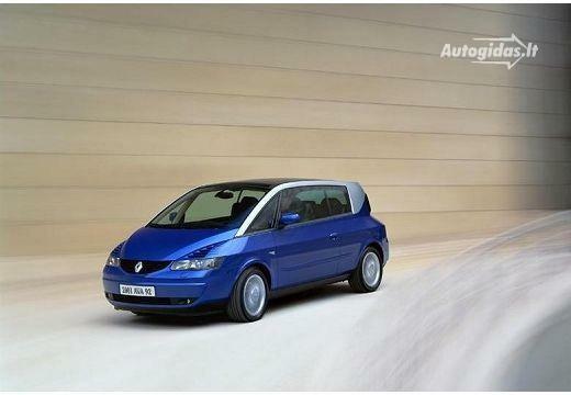 Renault Avantime 2002-2003