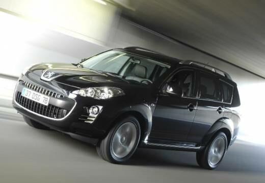 Peugeot 4007 2009-2011