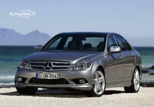 Mercedes-Benz C 180 2010-2011