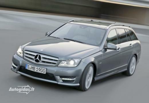 Mercedes-Benz C 350 2011-2011