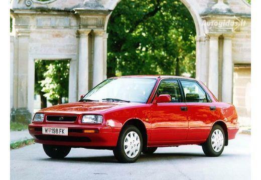 Daihatsu Applause 1992-1994