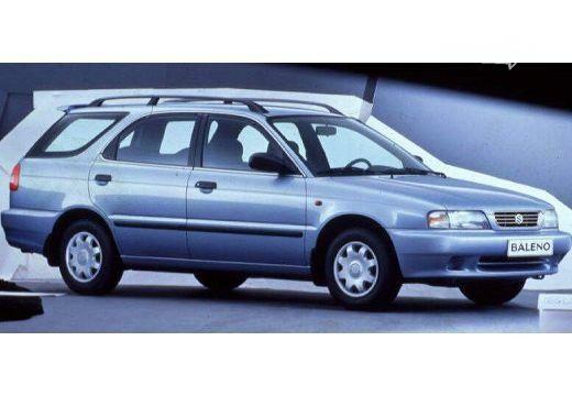 Suzuki Baleno 1997-2002
