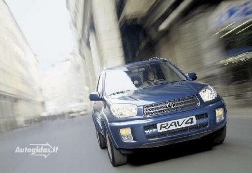 Toyota RAV-4 2000-2004
