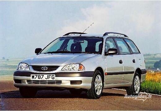 Toyota Avensis 2001-2002