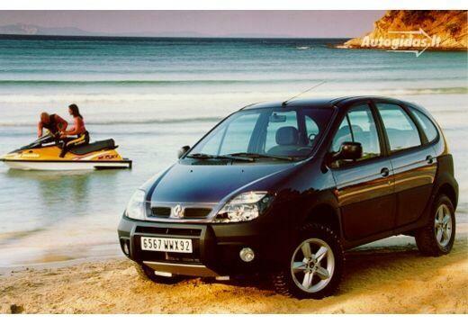 Renault Scenic 2001-2002
