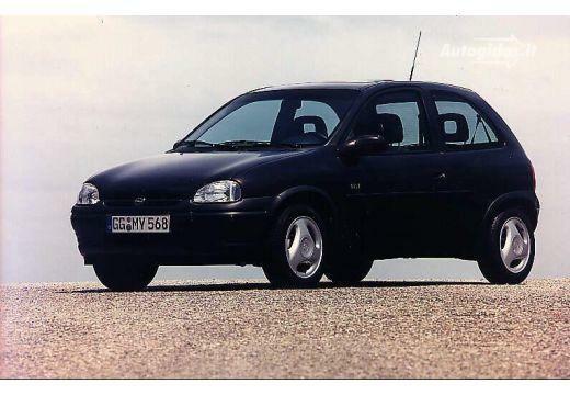 Opel Corsa 1997-1998