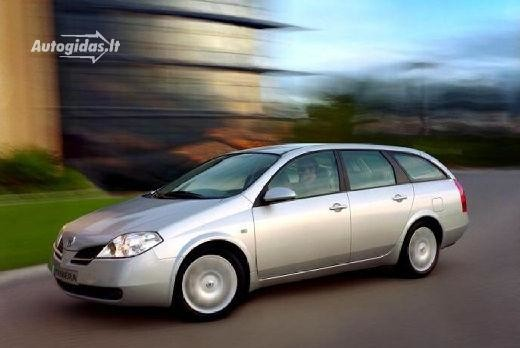 Nissan Primera 2002-2005