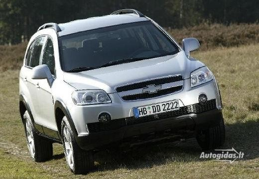 Chevrolet Captiva 2006-2007