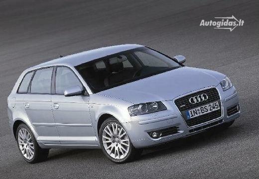 Audi A3 2007-2008
