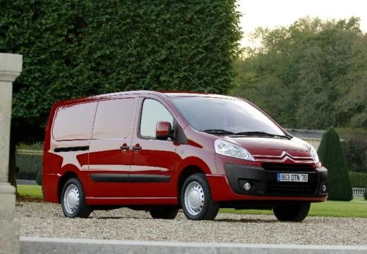 Citroen Jumpy Combi 2007-2012