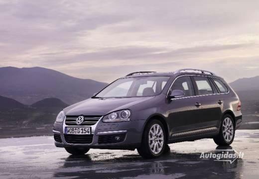 Volkswagen Golf 2007-2009