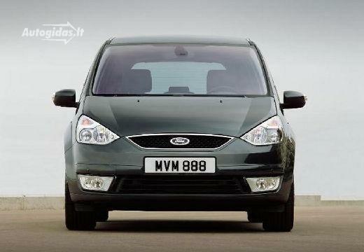 Ford Galaxy 2007-2008
