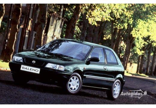 Suzuki Baleno 1997-2001