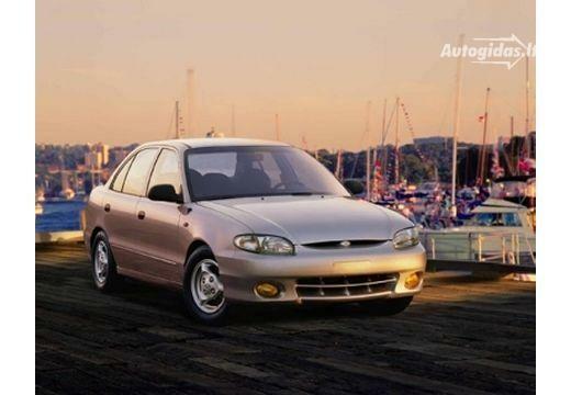 Hyundai Accent 1995-1997