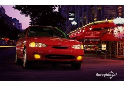 Hyundai Accent 1997-1998