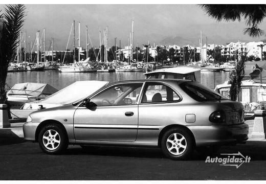 Hyundai Accent 1995-1999